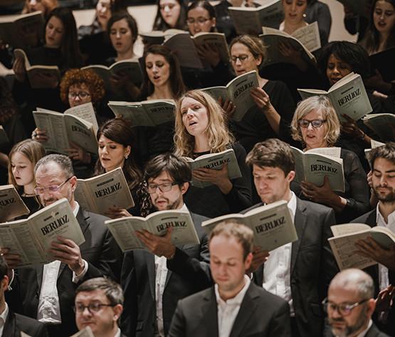 Annulé - Berliner Requiem / Chœur de l'Orchestre de Paris