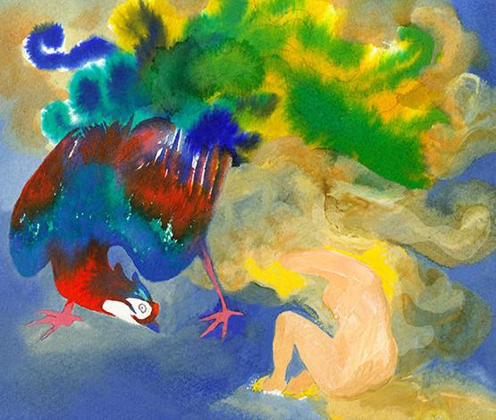 Annulé - L'Oiseau de Feu - Igor Stravinski