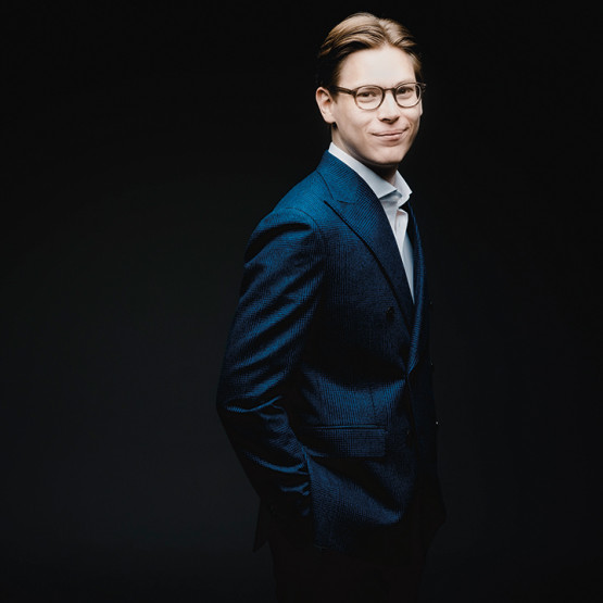 Concert en public avec Klaus Mäkelä