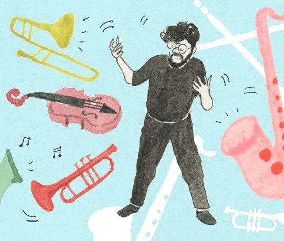 Concert éducatif scolaire / Leningrad