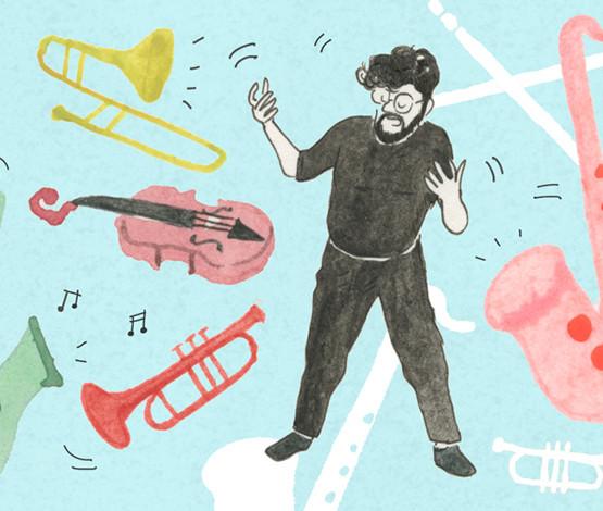 Concert éducatif scolaire / Concerto pour orchestre