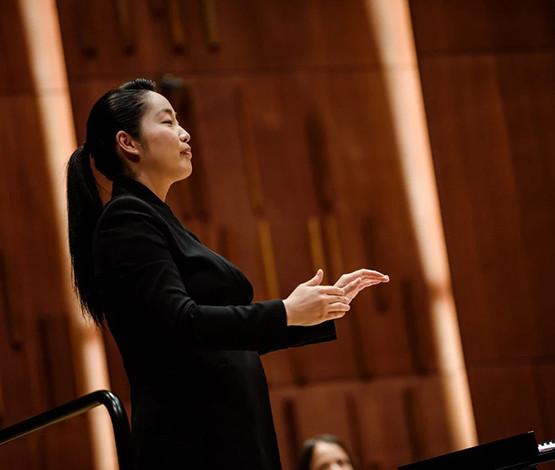 Marin Alsop / Holly Hyun Choe