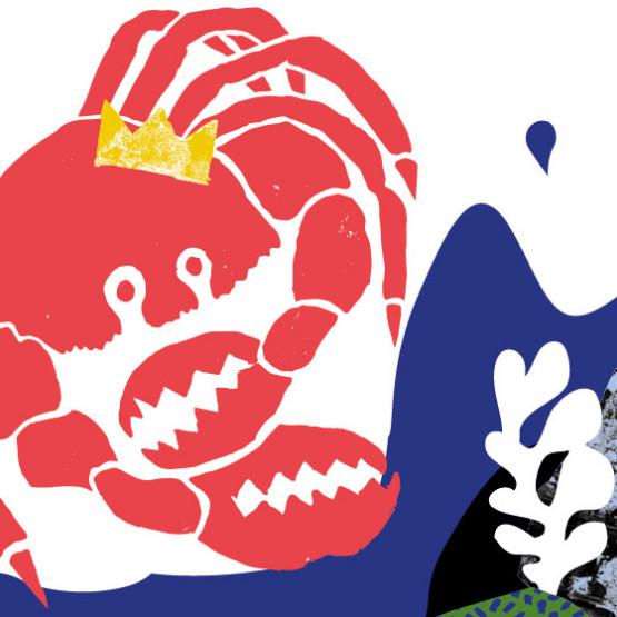 Conte musical / Le Crabe qui jouait avec la mer